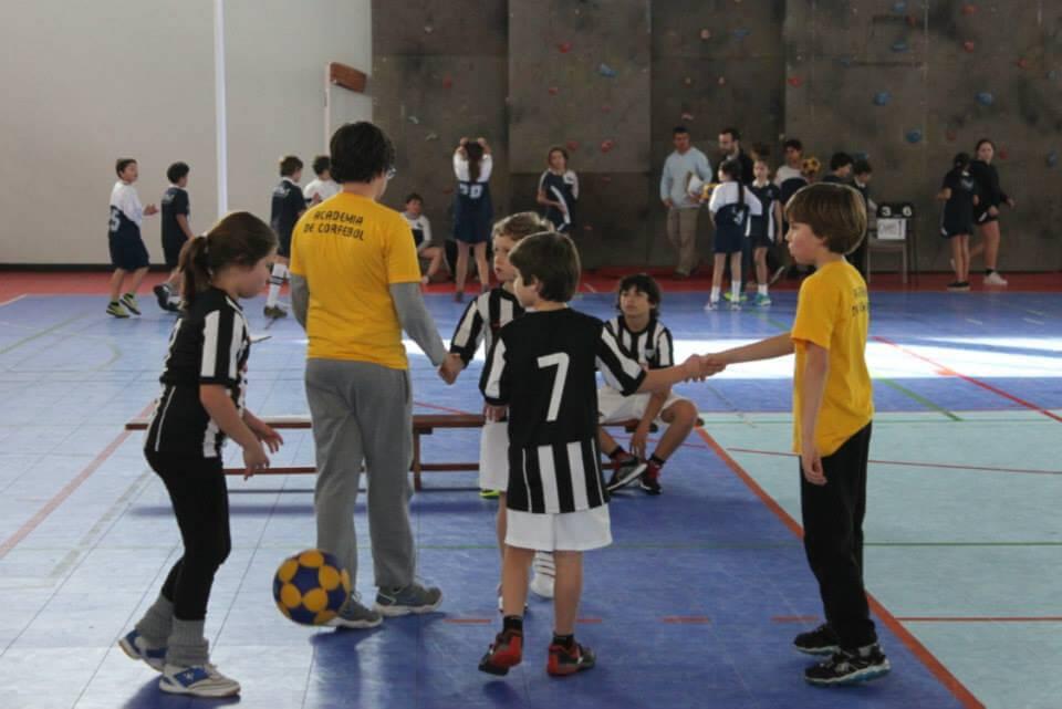 Escola de Corfebol. CIF. Club Internacional de Foot-Ball a8cdd8ab5ad6c