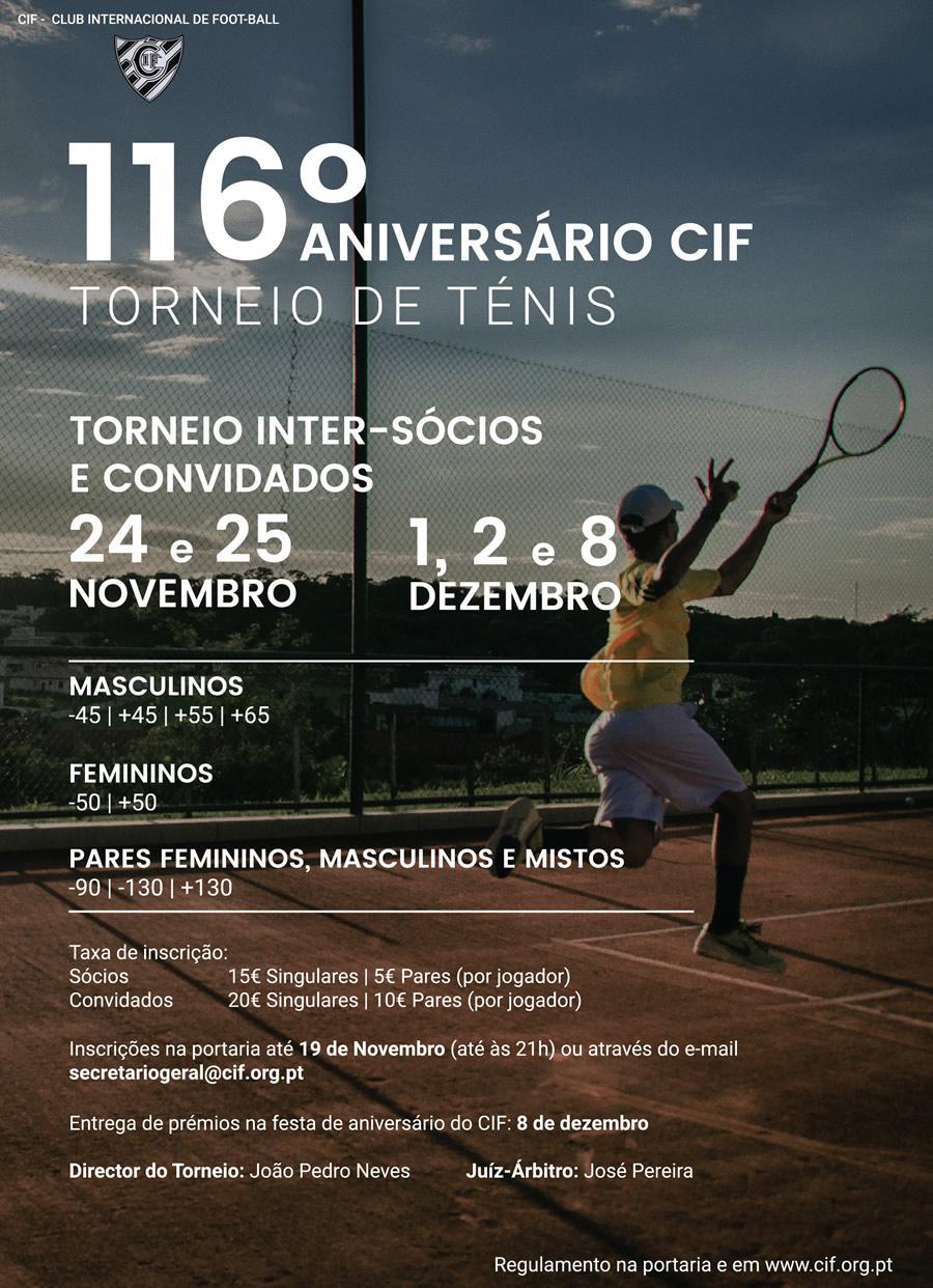 Torneio 116º Aniversário CIF 83f49f5766940